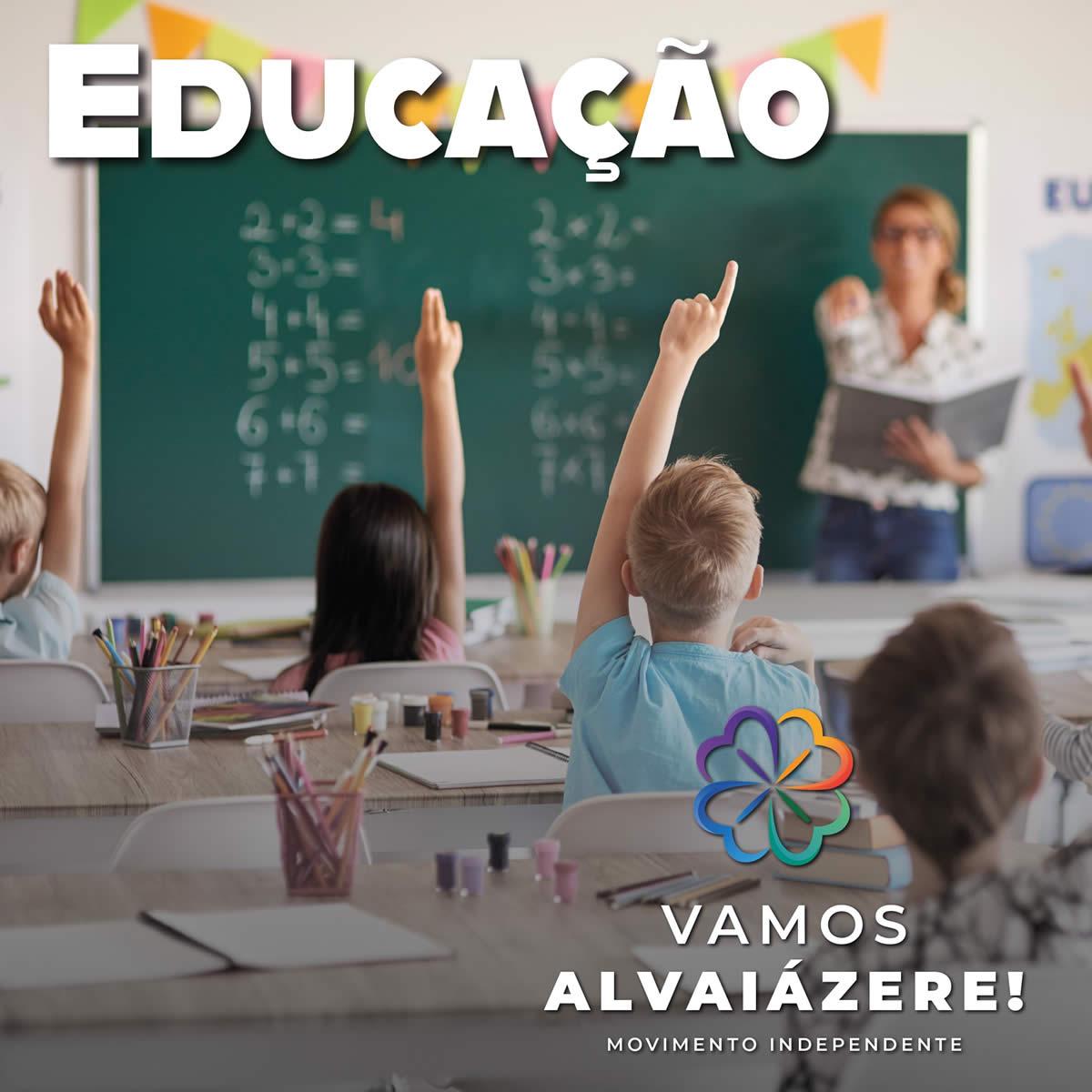 Aposta na Educação e na Cultura